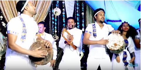 Filmon Bekele - Hasab Libom Semiratlom / New Ethiopian Music (Official Music Video)