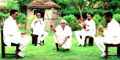 Mengasha Redae - Geday Mama / New Ethiopian Music (Official Music Video)