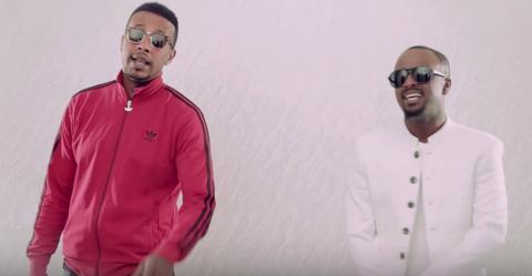 Sami Dan & Lij Michael (Faf) - Ayzosh (አይዞሽ) - New Ethiopian Music Video